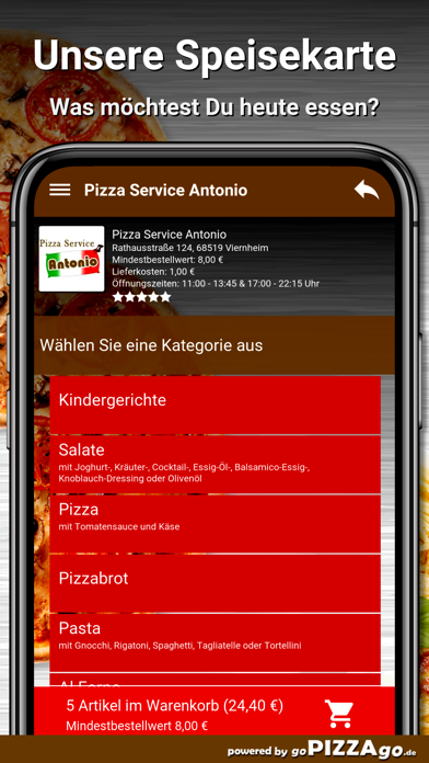 Antonio Viernheim screenshot 3