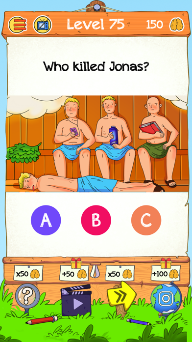 Braindom 2: Brain Teaser Games wiki review and how to guide