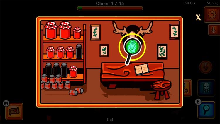 1 2 BLAME! Find Killer Agent screenshot-5
