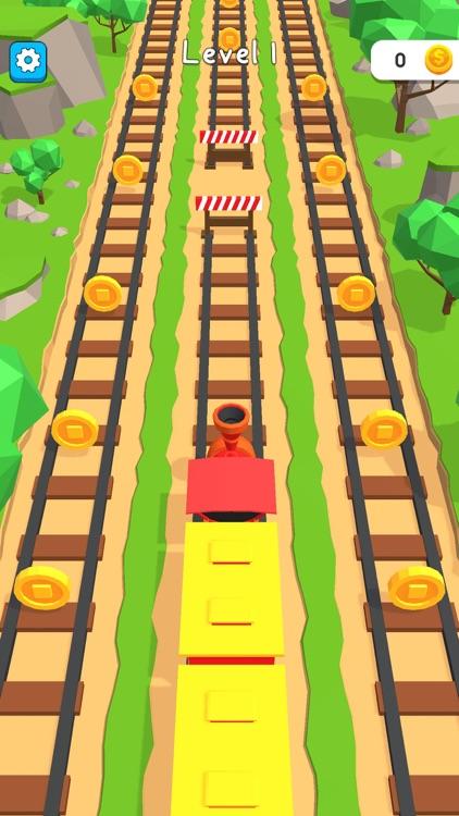 Hyper Train screenshot-4