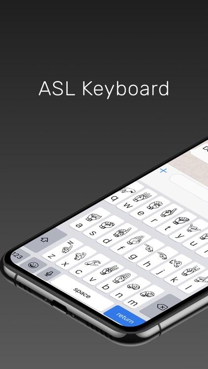 ASL Keyboard Pro