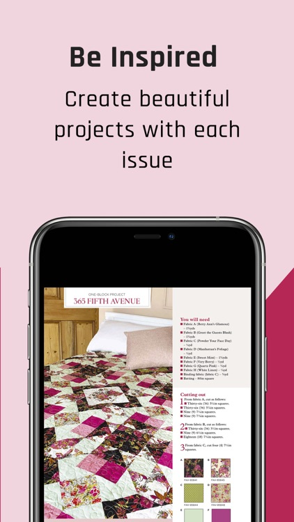 Today's Quilter Magazine screenshot-3
