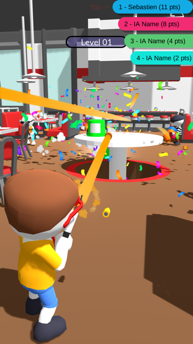 Shoot Out 3D! screenshot #3