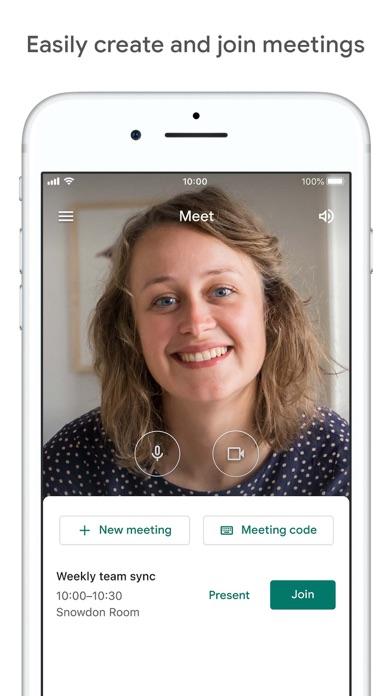 Unduh Google Meet pada Pc