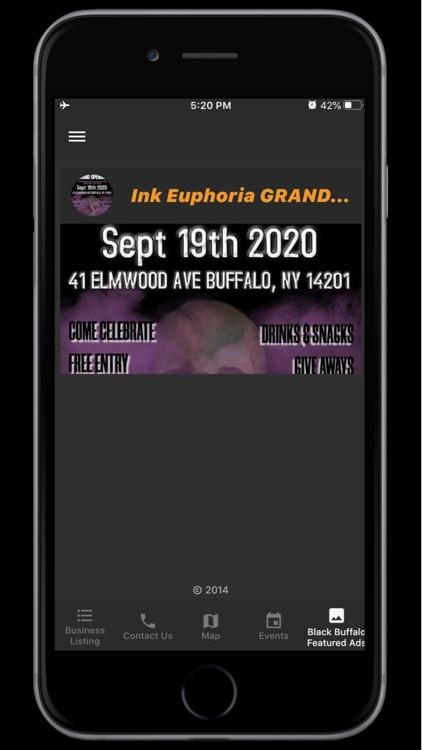 Black Buffalo Mobile screenshot-3