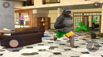 Scary Stranger: Gorilla Pranks Screenshot on iOS