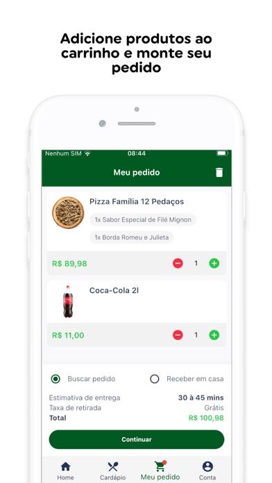 Tchê Guri Pizzaria screenshot 4