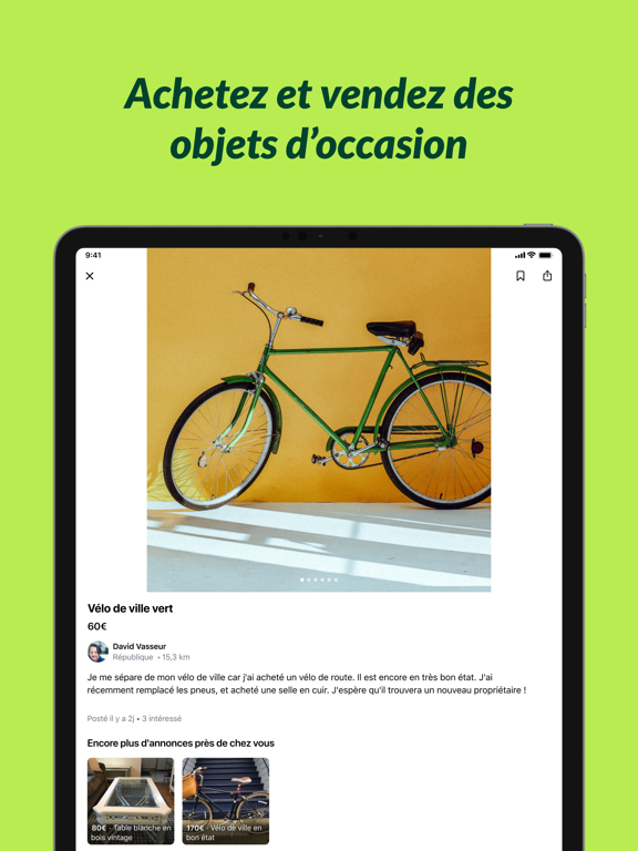 Screenshot #5 pour Nextdoor - l'app du quartier