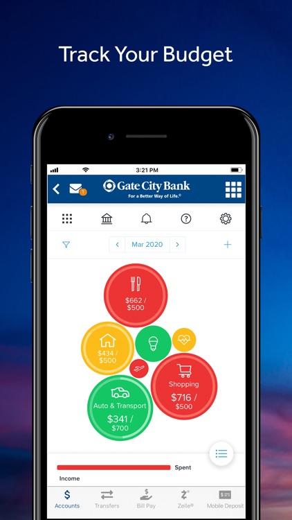 Gate City Bank Mobile