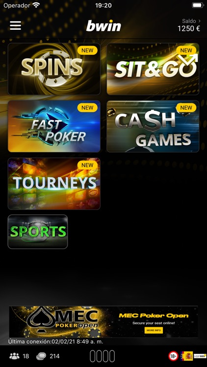 bwin: Poker y Juegos de Casino screenshot-6