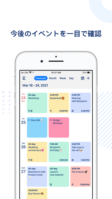Tiny Calendar Proのおすすめ画像3