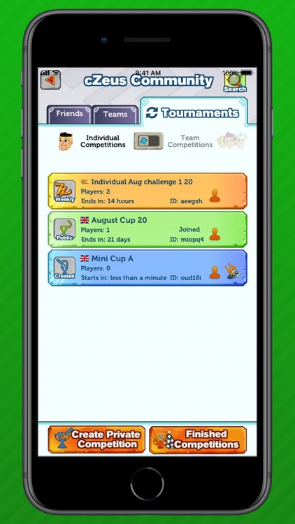 cZeus School League screenshot-5