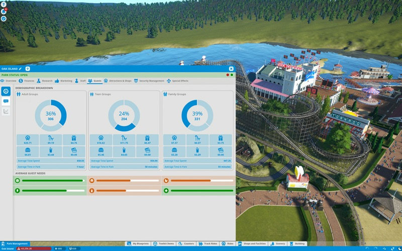 Planet Coaster screenshot 8
