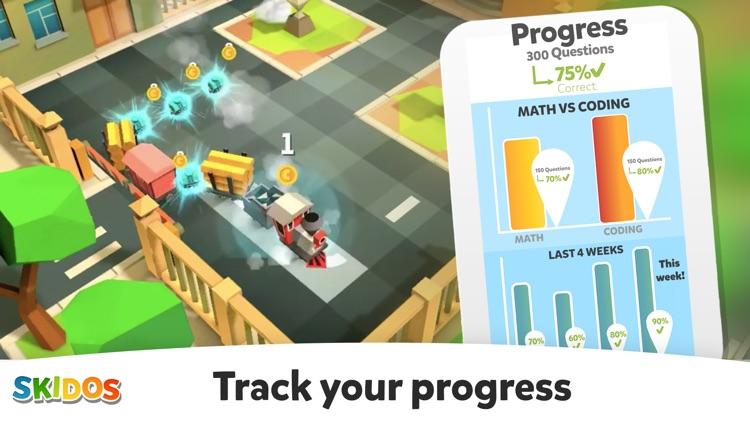 Kids Games: My Math Fun Train screenshot-7
