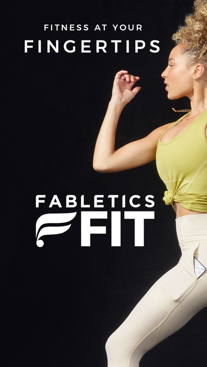 Fabletics FIT screenshot-0