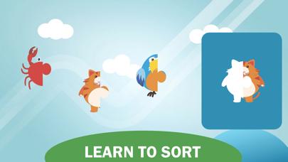 1歳から5歳を対象とした子供向けアプリ紹介画像2