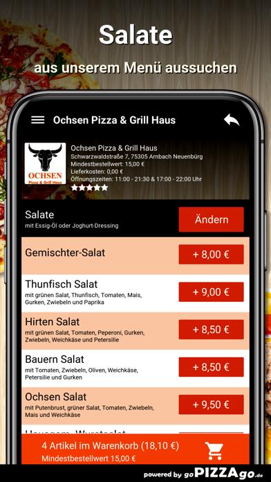 Ochsen Arnbach Neuenbürg screenshot 5