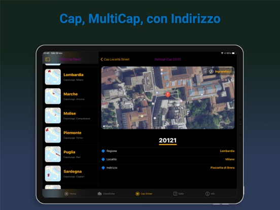 CapItaly screenshot 12