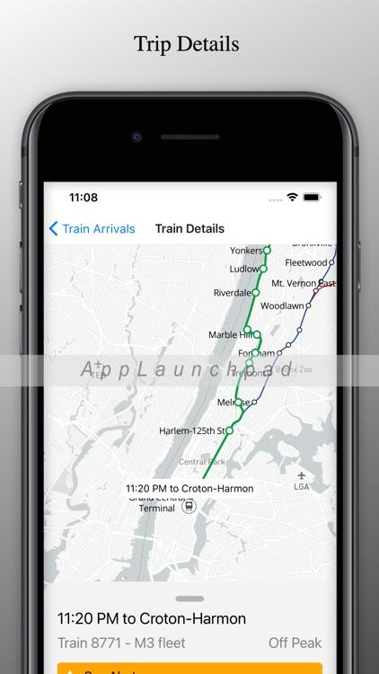 Metro-North Train Time screenshot-4