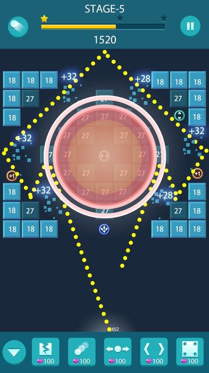 Bricks and Balls: Brick Game screenshot-0