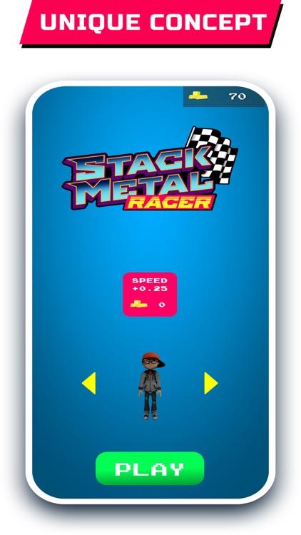 Stack Metal Racer