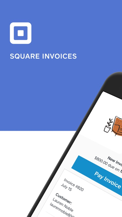 Square Invoices: Invoicing App screenshot-7