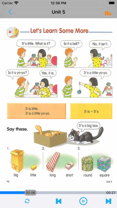 牛津少儿英语Let's Go 1/2 -最佳初级小学教材のおすすめ画像3