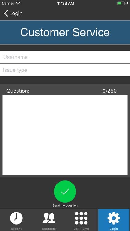 MobileVOIP - Cheap calls screenshot-3