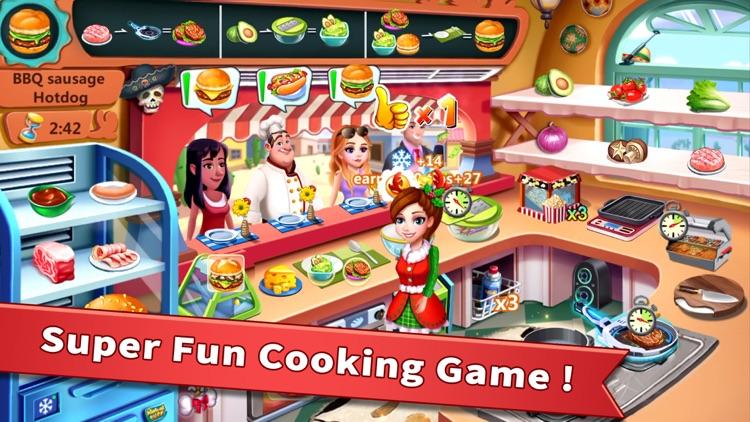 Rising Super Chef 2 - Cooking screenshot-0