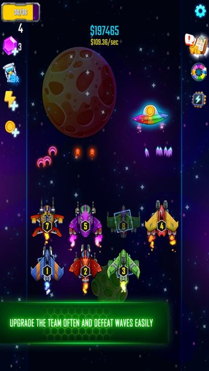 Space Defenders Adium screenshot-4