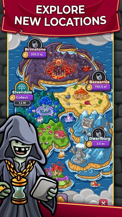 Dungeon Shop Tycoon screenshot 5