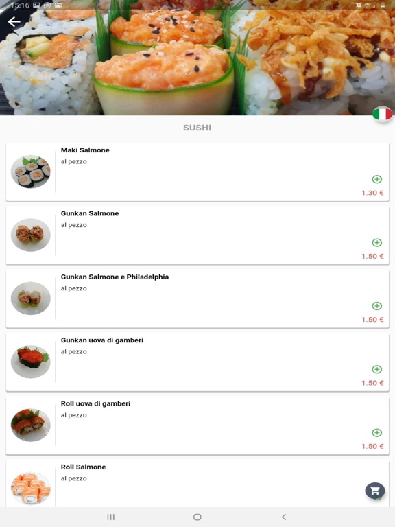Pescheria Gastronomica screenshot 6