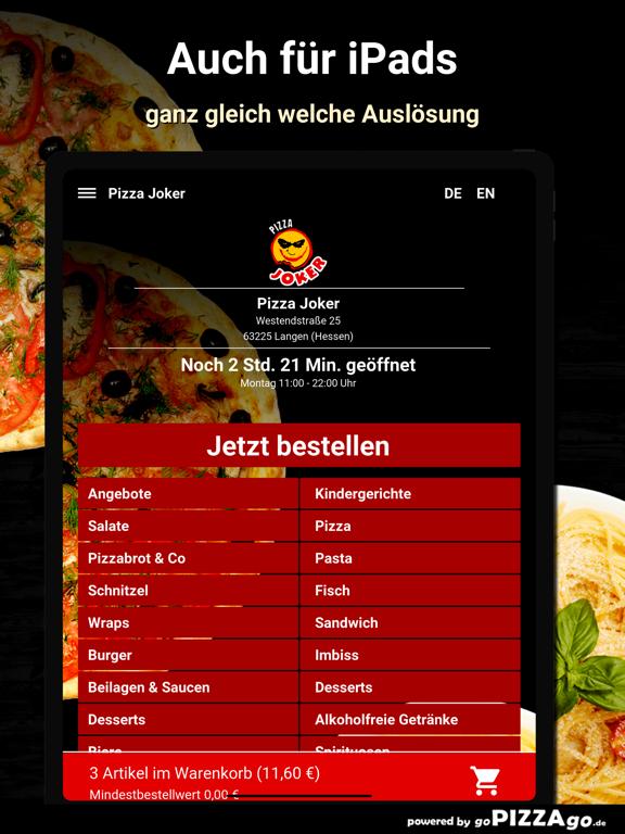 Pizza Joker Langen (Hessen) screenshot 7