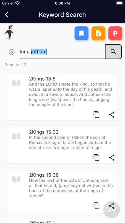 Precept Bible screenshot-3