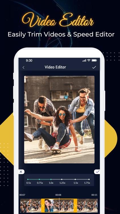 Viva video maker pro screenshot-3