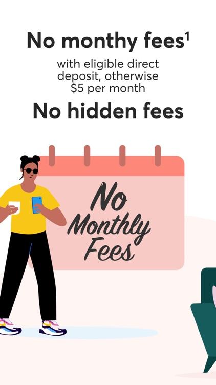 GO2bank: Mobile banking