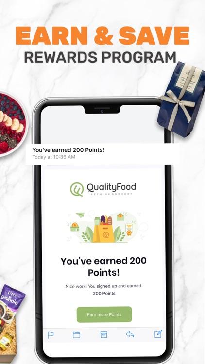 QualityFood : Online Grocery screenshot-7