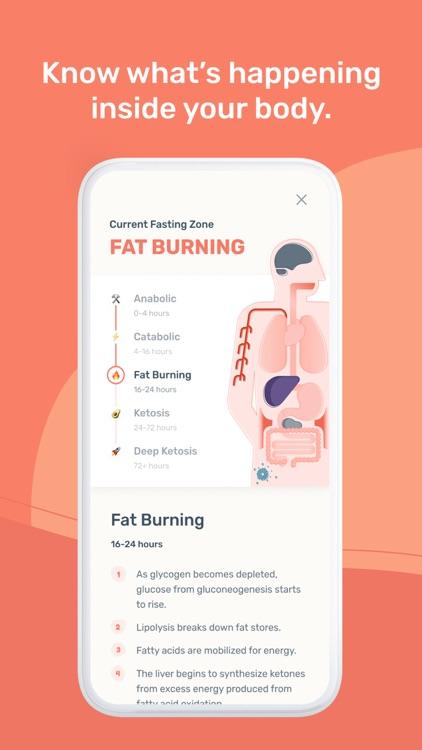 Zero: Fasting & Health Tracker screenshot-3