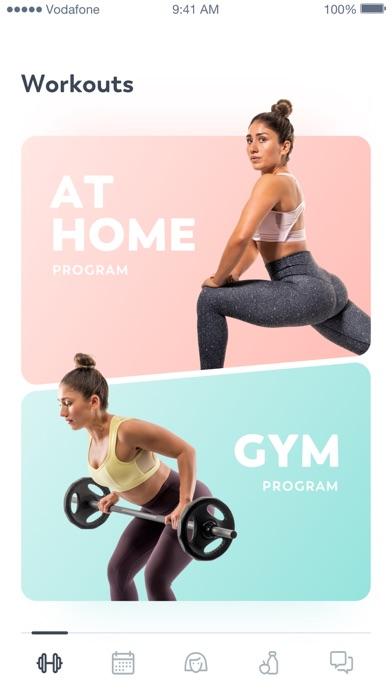 StrongHer: Female Exercisesのおすすめ画像1