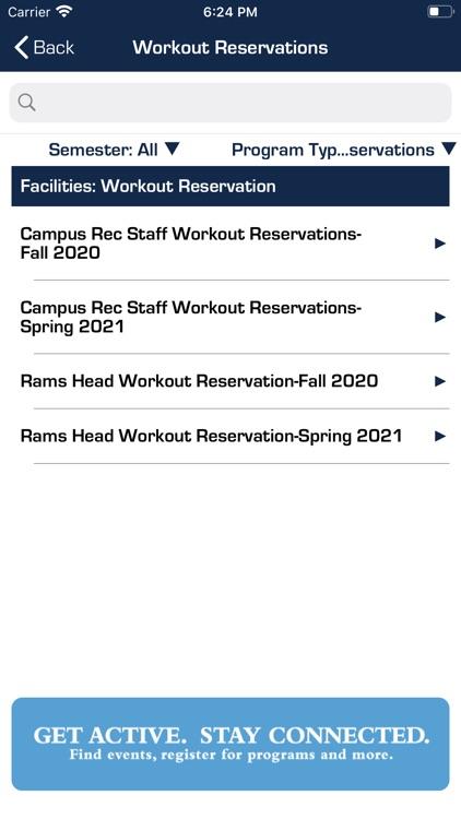 UNC Campus Rec