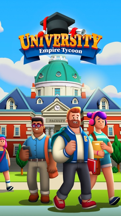 University Empire Tycoon-Idle