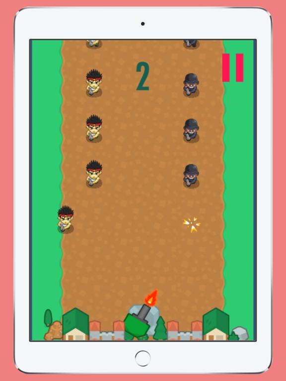 Defense Army: Tank Attack screenshot 9