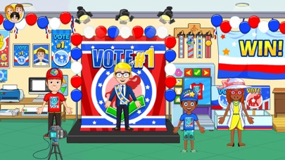 My City : Election day screenshot 3