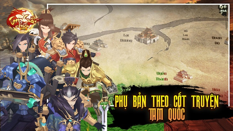Tam Quốc Chiến Chibi screenshot-3