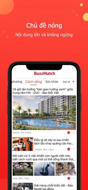 BuzzMatch
