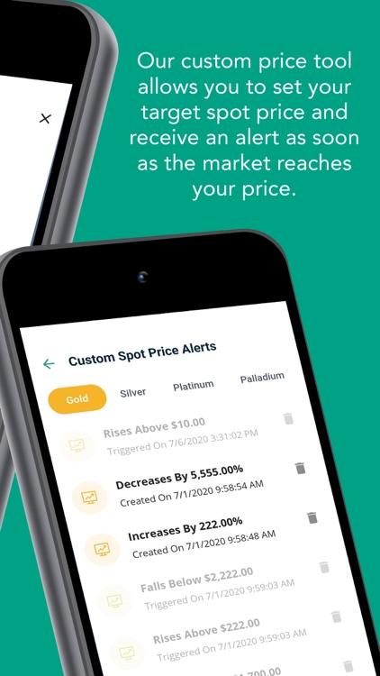 Gold & Silver Spot Price APMEX