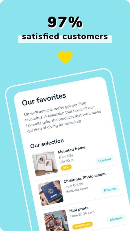 CHEERZ - Photo Printing screenshot-4