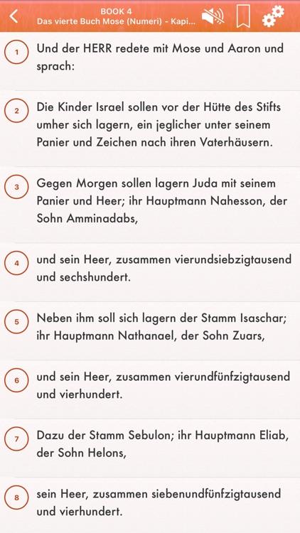 German Bible Audio Luther screenshot-7