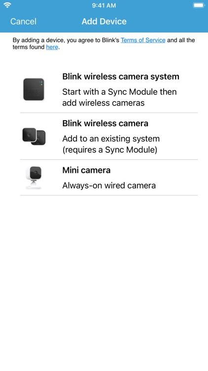 Blink Home Monitor screenshot-6