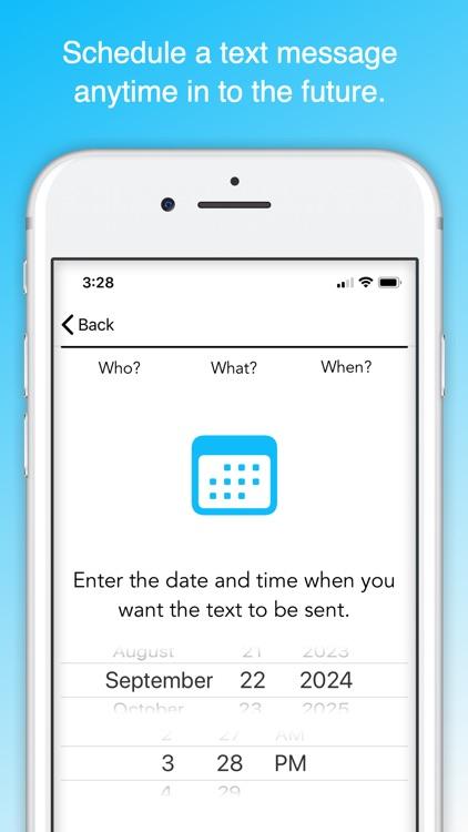 Fext - Future Texting screenshot-4